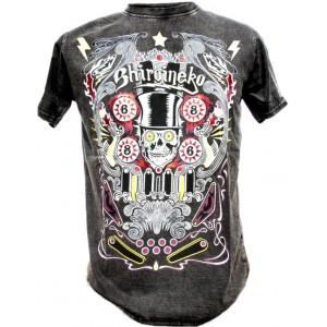 Shiroi Neko T-Shirt PINBALL WIZARD