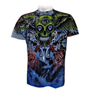 Kustom Kulture T-Shirt THIRD EYE